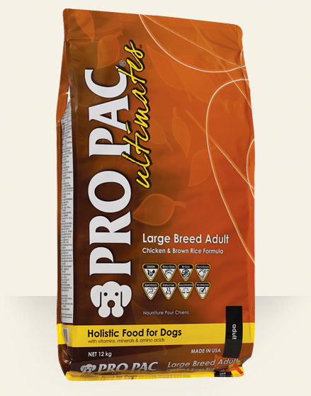 Pro Pac Large Breed Dog Food
